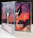 As I Rise self-titled Debutalbum open case